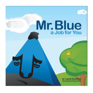 Mr. Blue- a Job For You