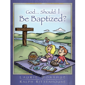 kids Baptism workbook God Should I Be Baptized?