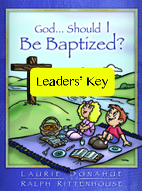 Baptism Workbook Leaders' Key